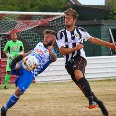 FC Bolsover 0-1 Retford FC - 21/07/18