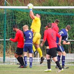 Retford FC 5-2 Renishaw Rangers - League - 18/08/18