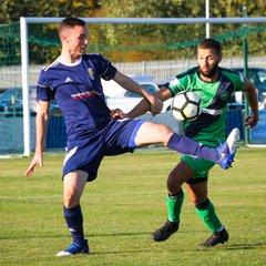 Retford FC 2-2 AFC Bentley - 29.09.18