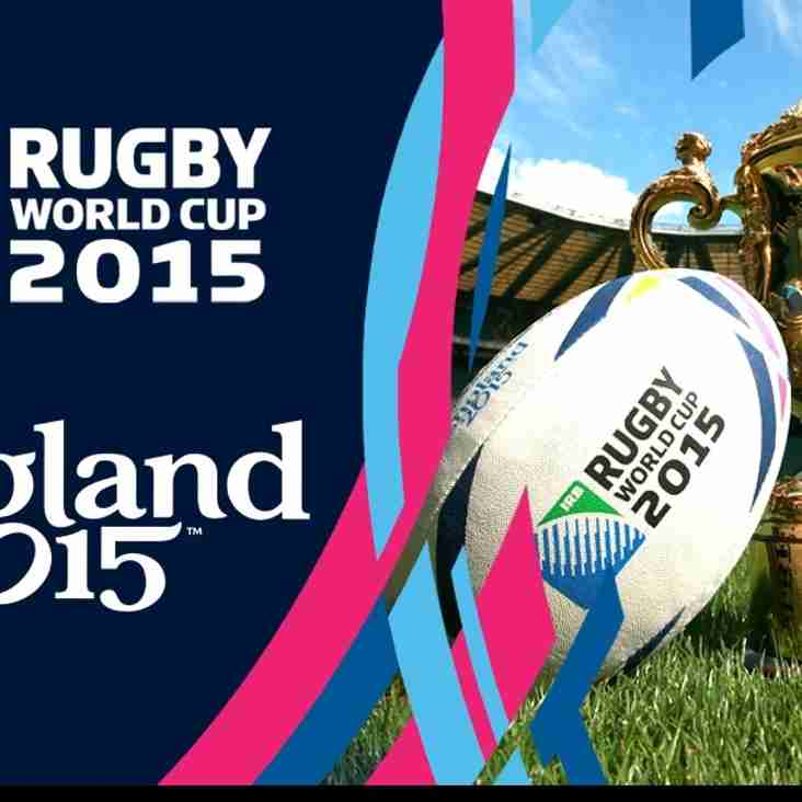 Get behind your team in the 2015 Rugby World Cup!