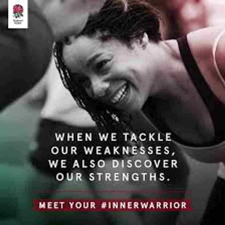 Free Your Inner Warrior!