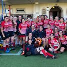 Southampton ladies 22, Jersey ladies 14