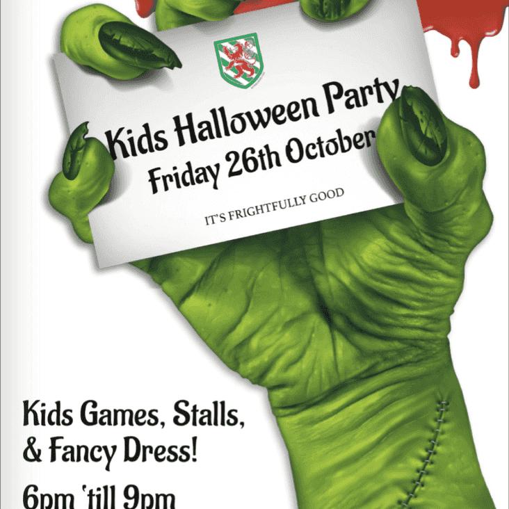 Children's Hallowen Party
