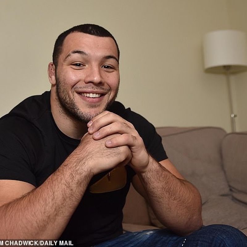 England's Ellis Genge claims there is a painful prejudice at the heart of his sport: 'In rugby, your face fits if you went to private school... If you're working class it's different'