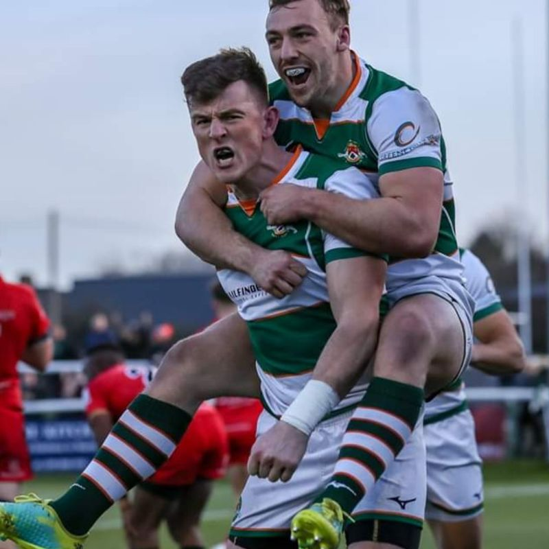 Craig Willis looking to get Ealing back to Winning Way against London Scottish!