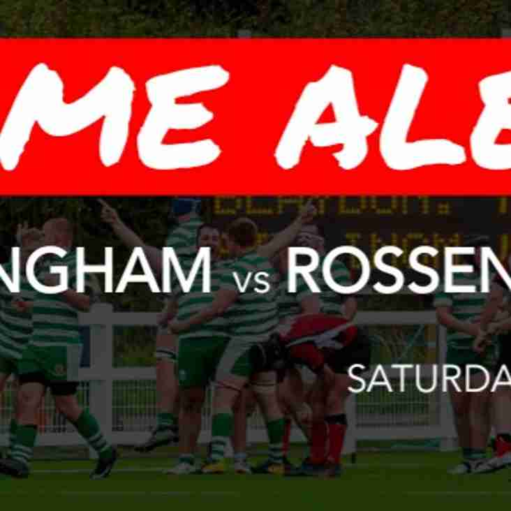 Preview: Billingham vs Rossendale 19/01/2019