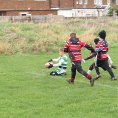 Redcar u8s vs Billingham