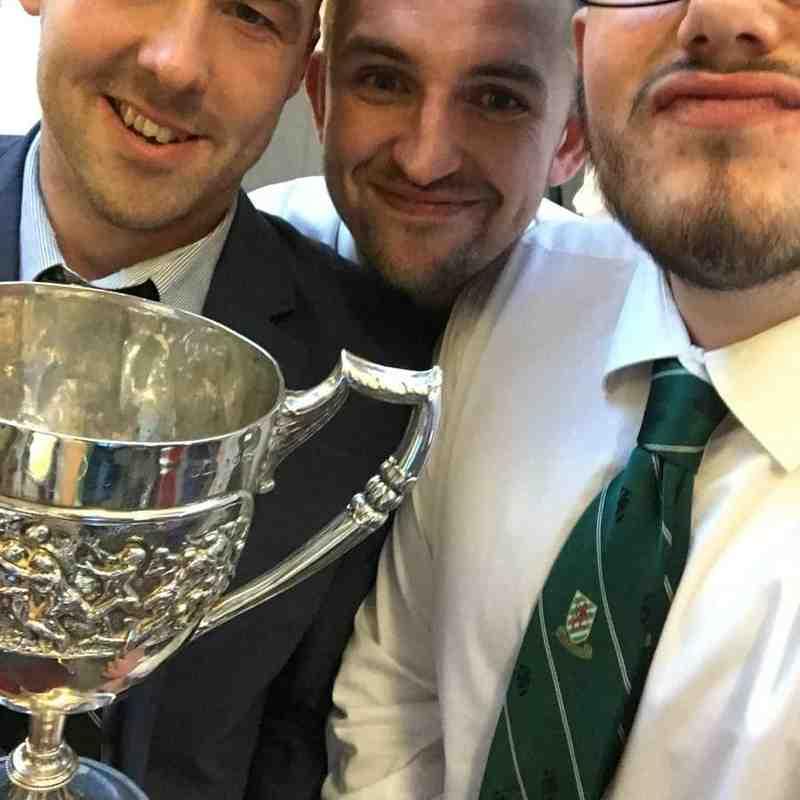 County Champs: Billingham Lions 2019