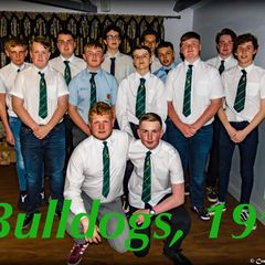 Billingham Bulldogs presentation evening 2019