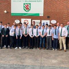 Billingham Warriors Presentation Evening 2019