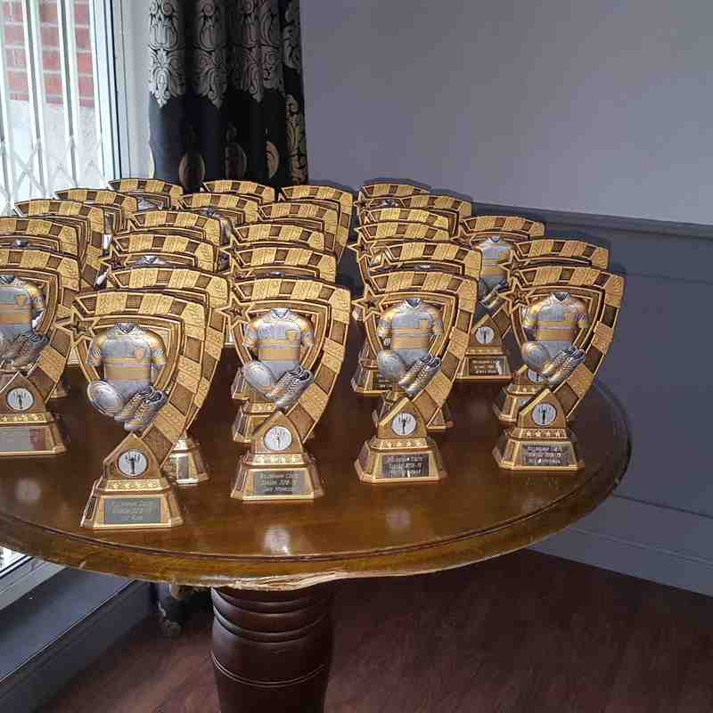 Billingham Colts 2018/2019 Presentation Evening