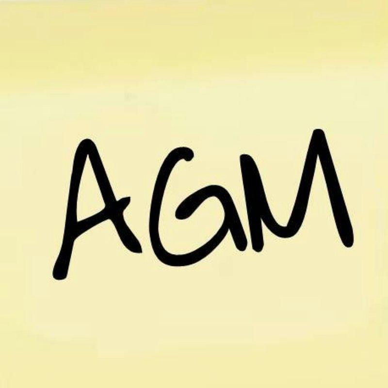 AGM Date Announced!
