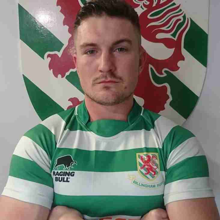 Billingham Sign Foley! .....Click here for the full sotry
