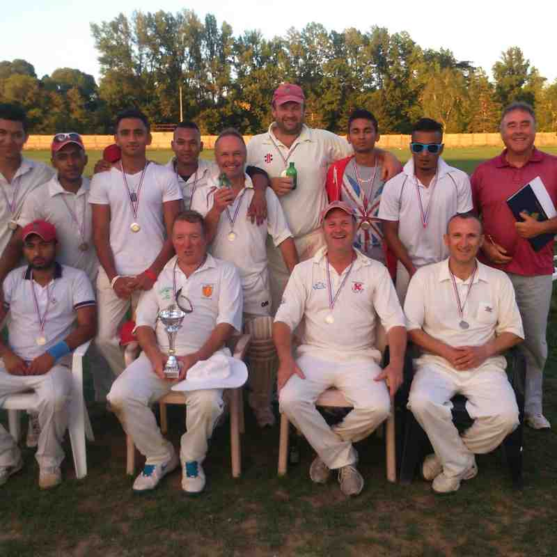 Club Eymetois de Cricket images