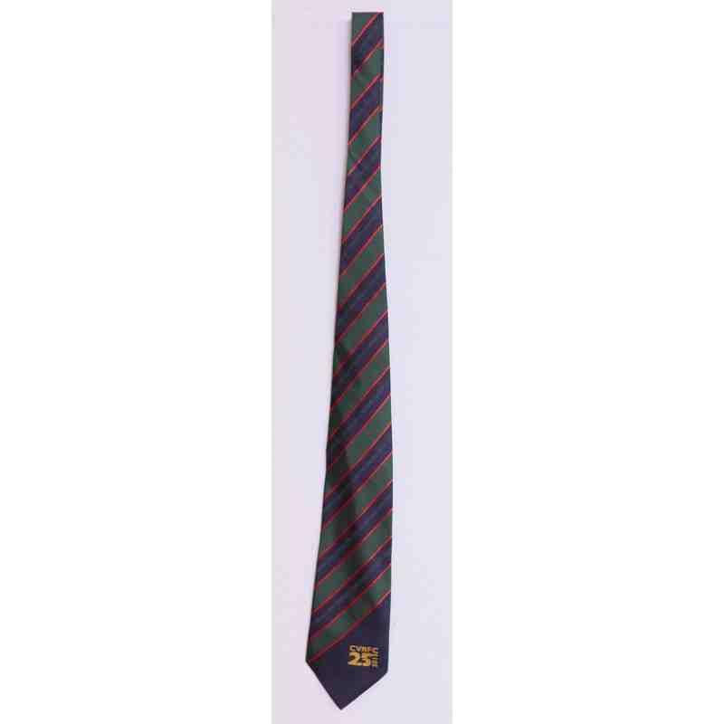 25 Year tie