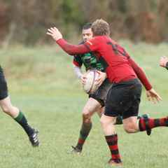 2nd XV v Carrick 2 - 6 Feb 16