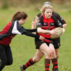 CV & Armagh v Enniskillen Ladies U18 - 7 Feb 16