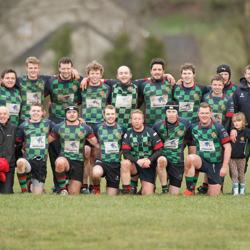 Clogher Valley 3rds lose to PSNI II 7 - 18