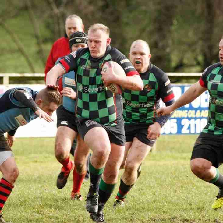 2nd XV v Ballymoney