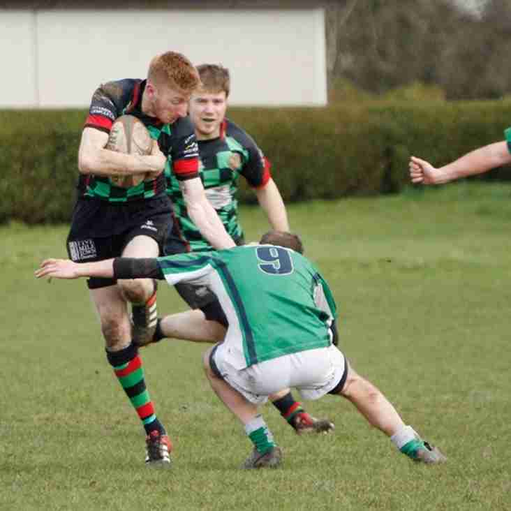 3rds in Ravenhill Cup Round Robin