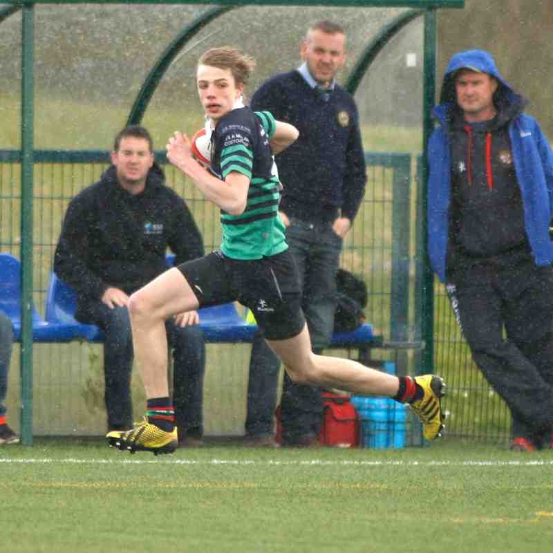 U14 v Coleraine - Plate Final - 30 Apr 16