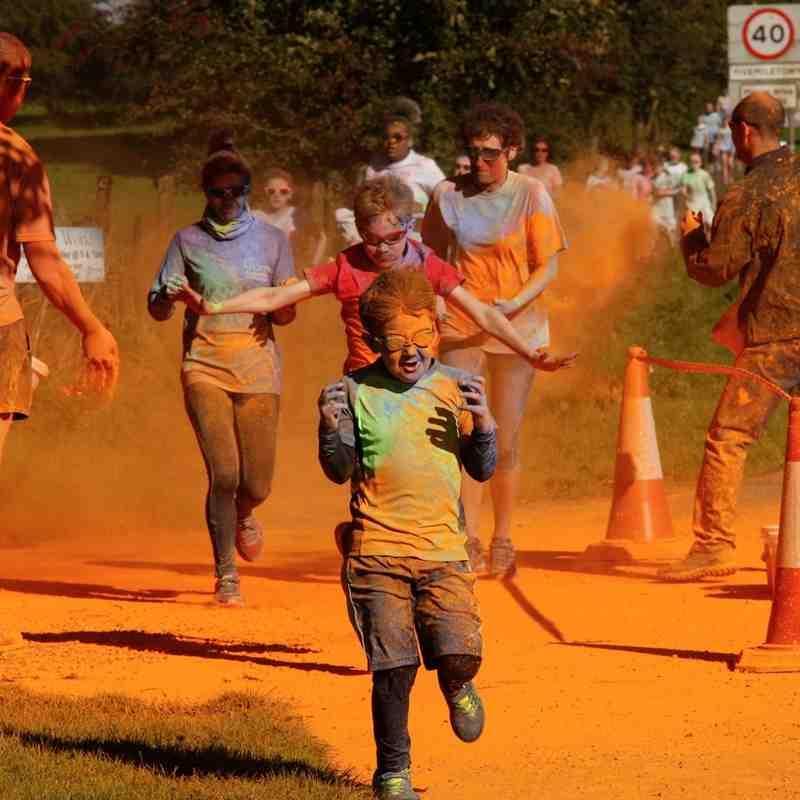 Colour Run - 2 Oct 16