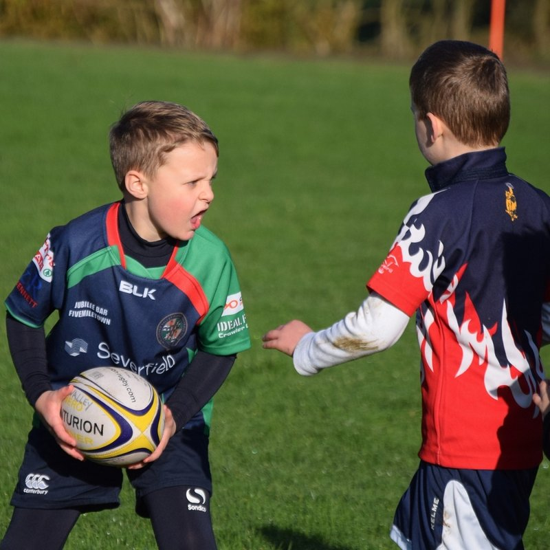 Level 1 Rugby Coaching Cse (Mini Rugby)