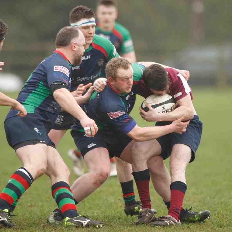1st XV v Enniskillen - 18 Mar 17