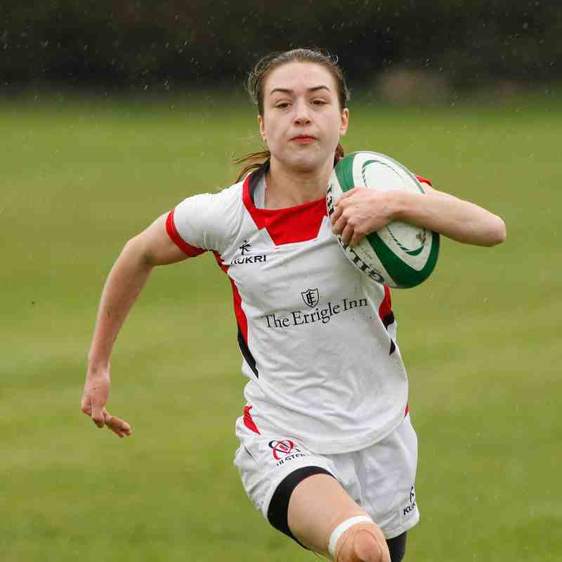 Clogher Valley girls represent Ulster U18