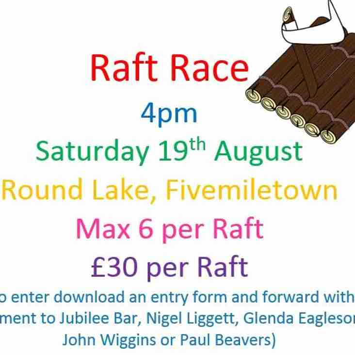 FMT Raft Race