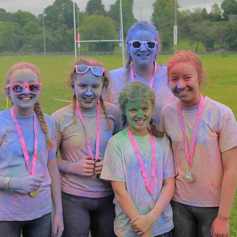 Colour Run - 1 Oct 17