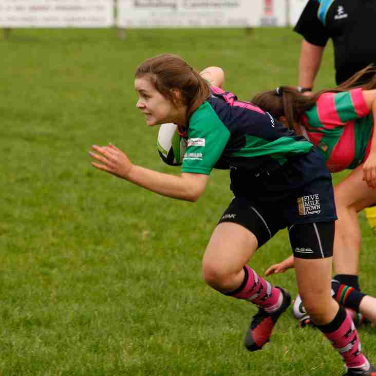 U15 Ladies match against Ekn on Sun 10th off due to weather