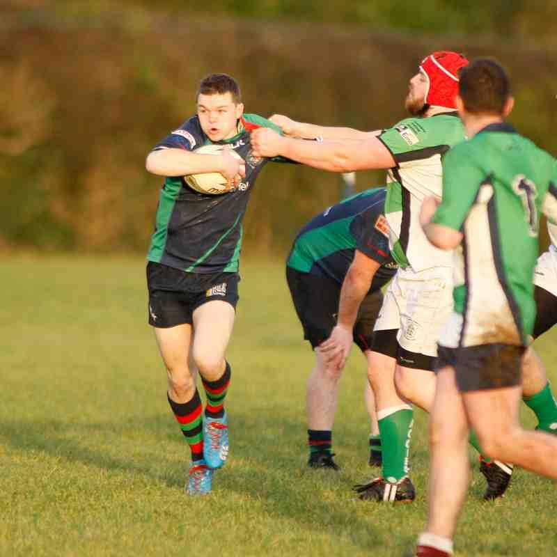 3rd XV v Omagh 4 - 23 Dec 17