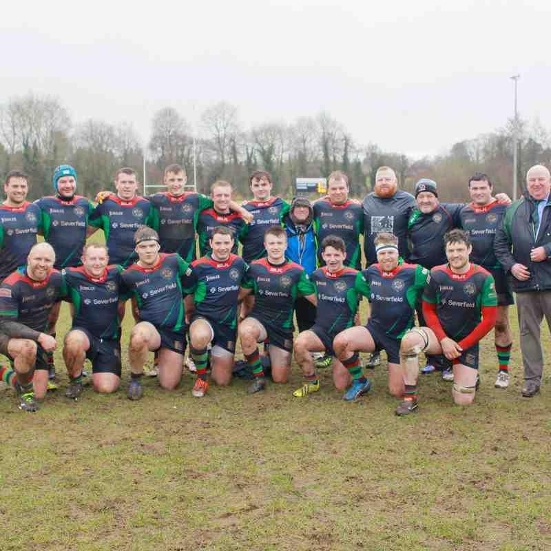 1st XV v Enniskillen - 10 Mar 18