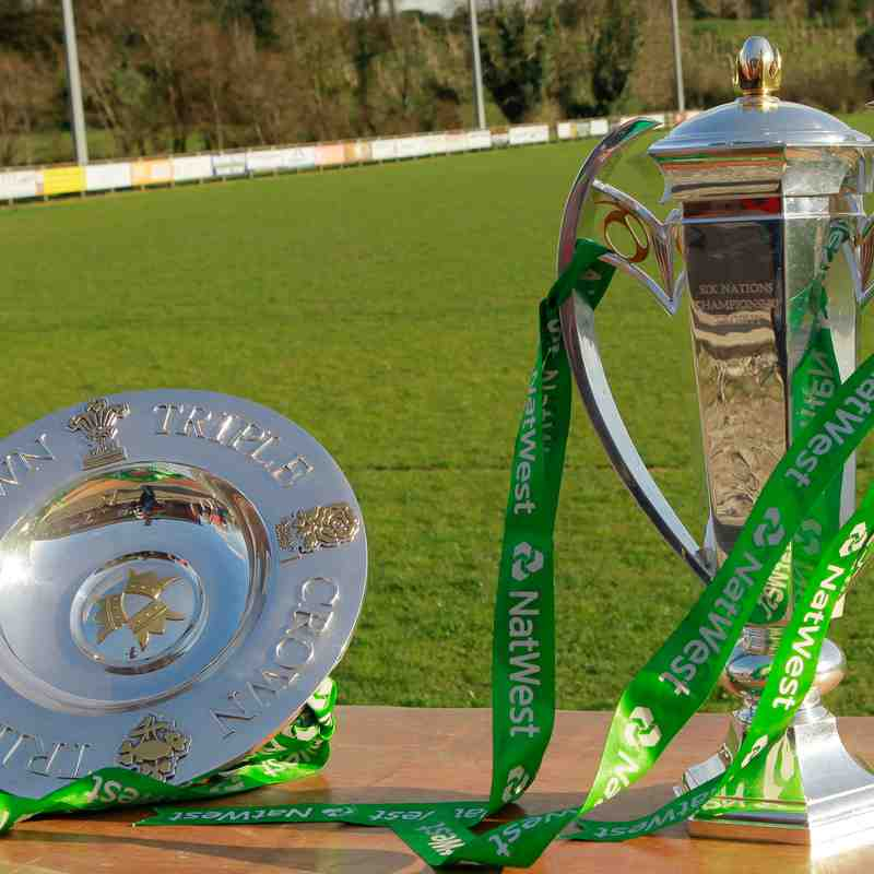 6 Nations & Triple Crown images