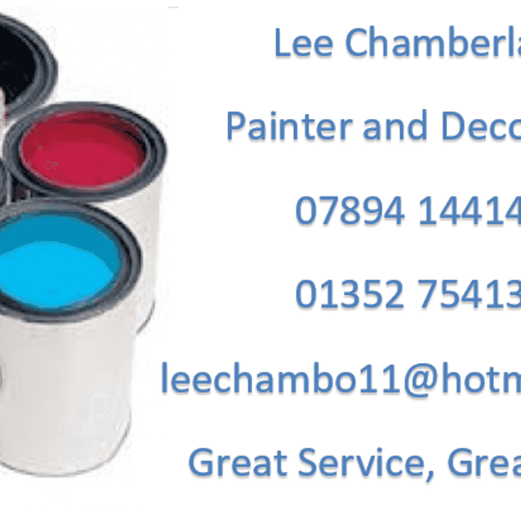Lee Chamberlain Sponsors Friday Night Clash..
