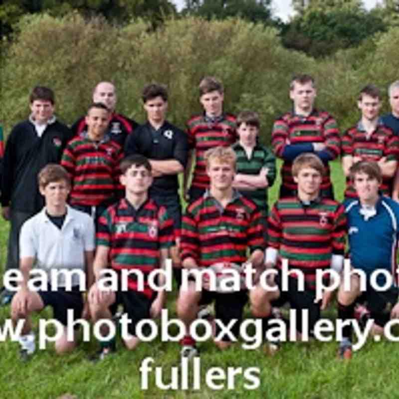 U17 Team shot 2011/2012
