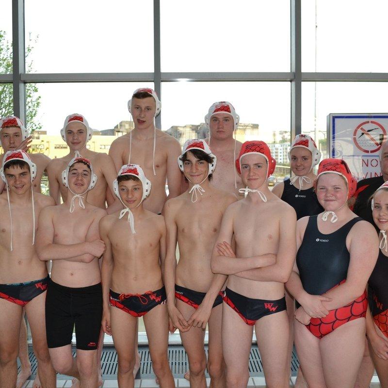 Welsh Wanderers Juniors beat Newton Abbott 11 - 9