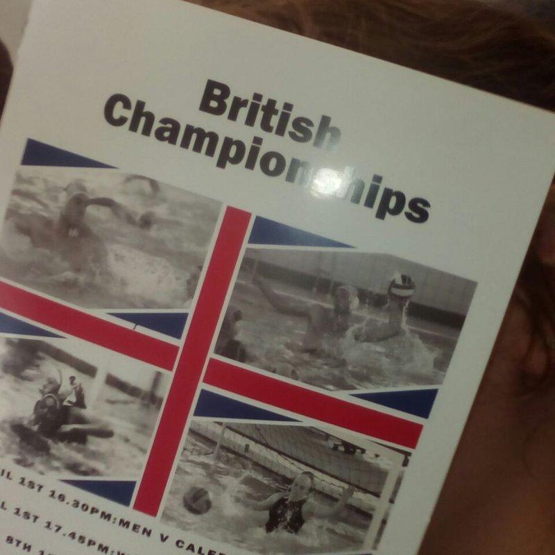 WW Men in British Championships