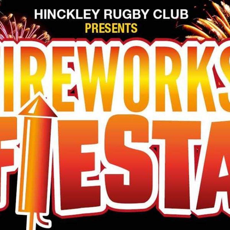 Fireworks Fiesta 2018