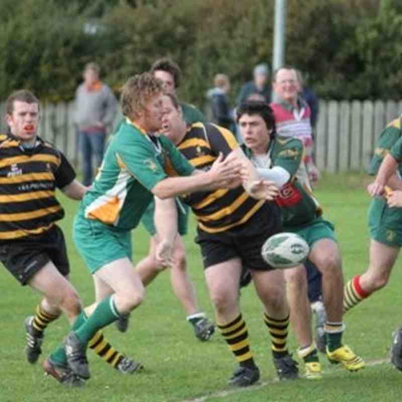 3rd XV v Wensleydale