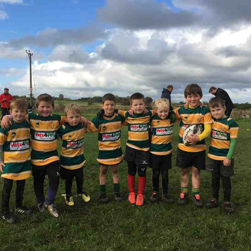 U7's v Acklam & Whitby - Sun 23 Oct 2016