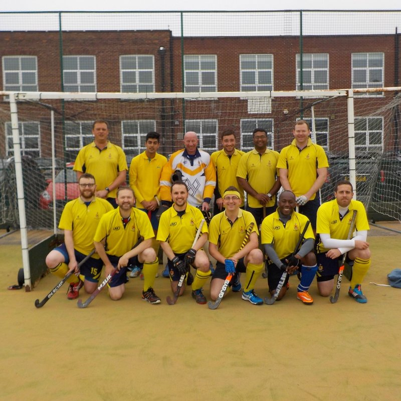 Mens 2s beat Timperley Men's 5s 0 - 5