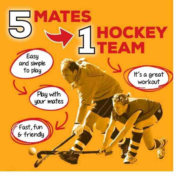 Rush Hockey returns!