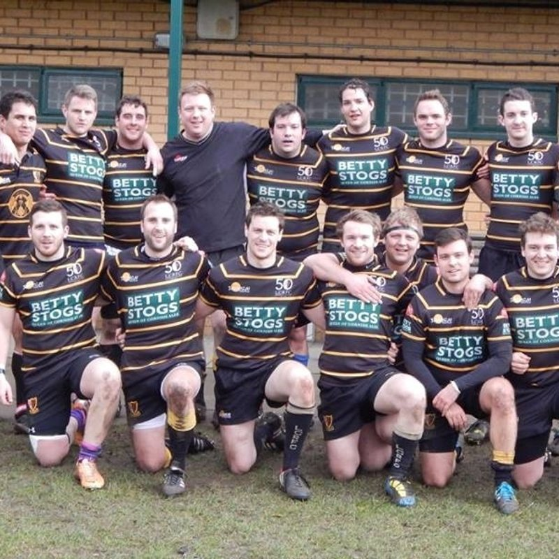 Choughs XV lose to Old Haberdashers 2 10 - 34