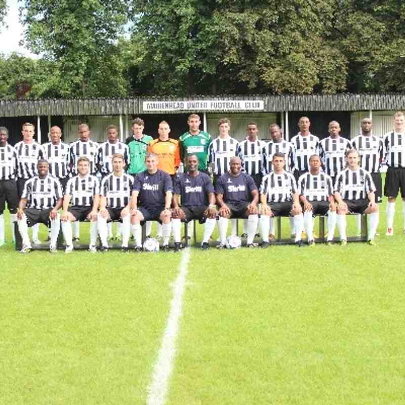 First Team - Maidenhead United