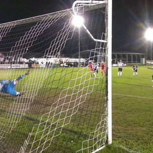 Magpies fall at first hurdle in County Cup defence