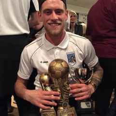 King Harry! Pritchard sweeps the board at end of season awards.