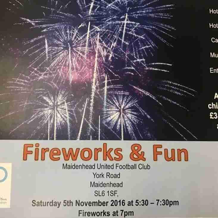 Fireworks & Fun at York Road