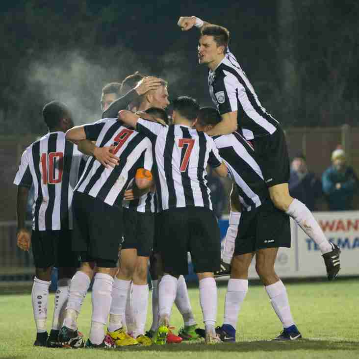 Cup Final set for Monday